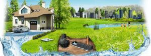 Септики для загородного дома и дачи