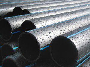 Трубы полиэтиленовые для водопровода и канализаций