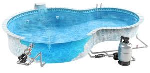 Строительство бассейнов А-ТИКА